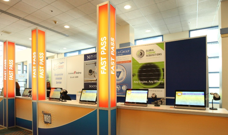 Event RFID Self Check-In Solution